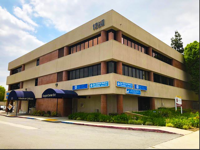 1250 S Sunset Ave West Covina Office Medical Building