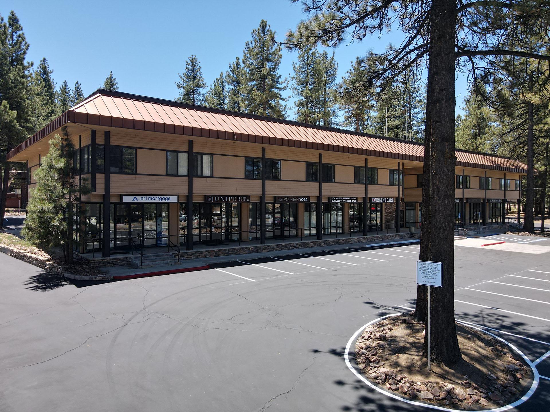 Summit Plaza Big Bear