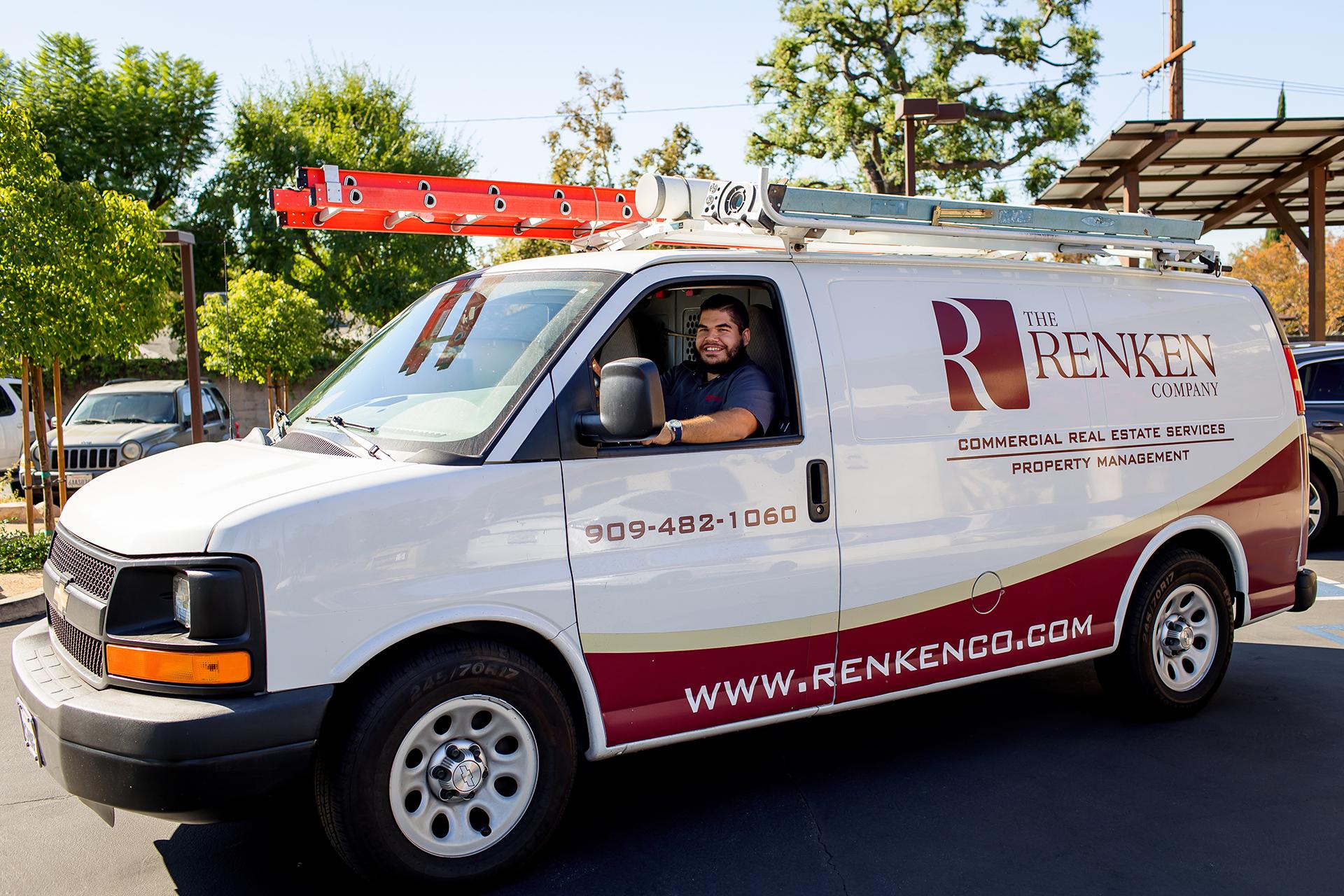 Adam Uberto The Renken Company Maintenance